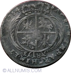 Image #1 of 18 Groszy 1754