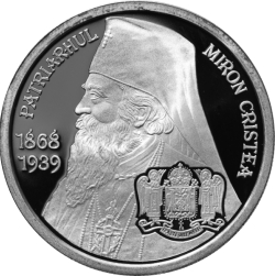 Imaginea #2 a 10 Lei 2010 - patriarhul Miron Cristea