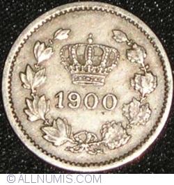 Imaginea #2 a 10 Bani 1900