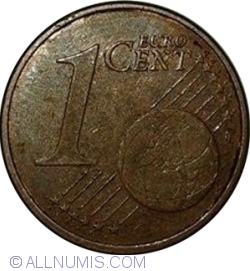 Image #1 of 1 Euro Cent 2014