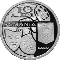 10 Lei 2010 - 100 de ani de la naşterea actorului Ştefan Ciobotăraşu