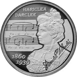 10 Lei 2010 - 150 de ani de la naşterea sopranei Hariclea Darclée