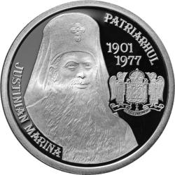 Imaginea #2 a 10 Lei 2010 - patriarhul Justinian Marina