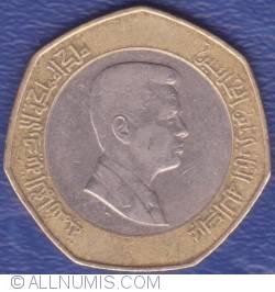 Image #2 of 1/2 Dinar (Half Dinar) 2009 (AH 1430) (١٤٣٠ - ٢٠٠٩)
