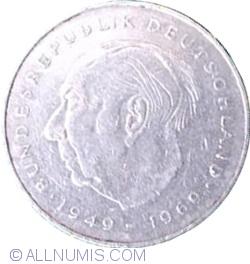 2 Mark 1980 J - Theodor Heuss