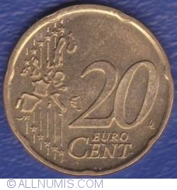 Image #1 of 20 Euro Cent 2002
