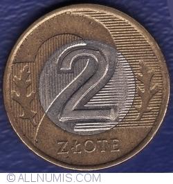 Imaginea #1 a 2 Zloti 2005