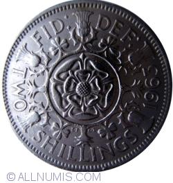 2 Shillings 1963