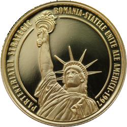 Imaginea #2 a 100 Lei 2017 - 20 de ani de parteneriat strategic între România şi Statele Unite ale Americii