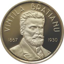 Image #2 of 100 Lei 2017 - 150 years since the birth of Vintilă I.C. Brătianu