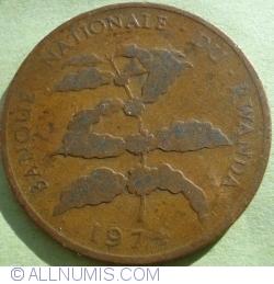 Image #2 of 5 Francs 1974