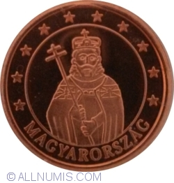 Image #2 of 2 Euro Cent (Fantasy)