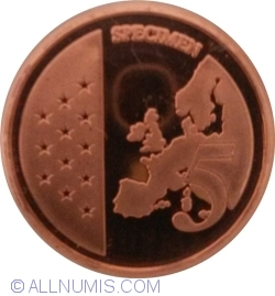 Image #1 of 5 Euro Cent (Fantasy)