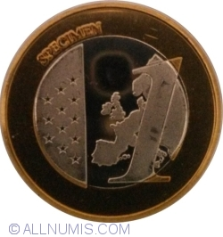 Image #1 of 1 Euro (Fantasy)