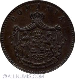 Imaginea #2 a 2 Bani 1867 (Watt & Co.)
