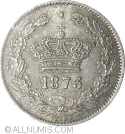 Imaginea #2 a 50 Bani 1873