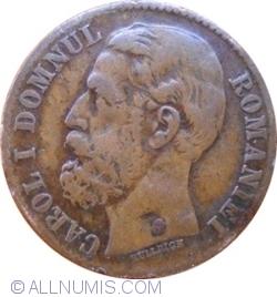Imaginea #2 a 2 Bani 1879 - 19.5 mm diametru