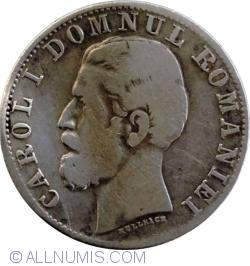 Imaginea #2 a 50 Bani 1881