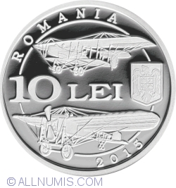 Image #1 of 10 Lei 2015 - 100 years since the establishment of the Romanian Aviation Corps