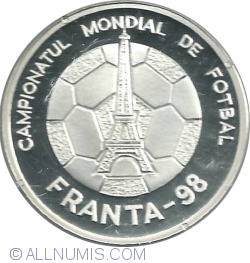 Image #2 of 100 Lei 1998 - Football world cup - France