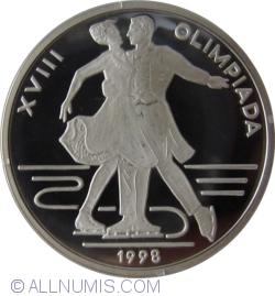 Image #2 of 100 Lei 1998 - Nagano Olympic Games : Figure Skating