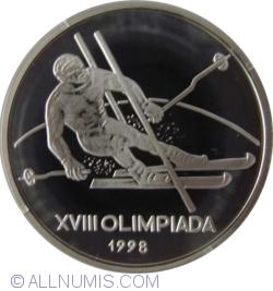Image #2 of 100 Lei 1998 - Nagano Olympic Games : Figure Ski