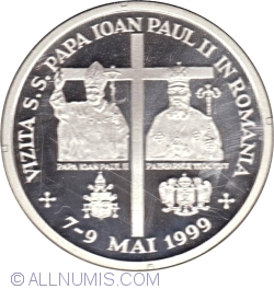 100 LEI 1999 - Visit of Pope John Paul II - May 7-9