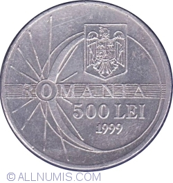 500 Lei 1999 - Eclipsa Solara