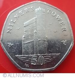 50 Pence 2015 AA