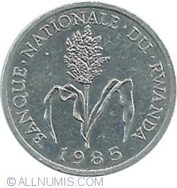 Image #2 of 1 Franc 1985