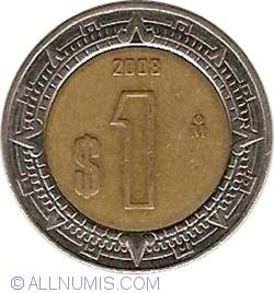 Image #1 of 1 Peso 2008