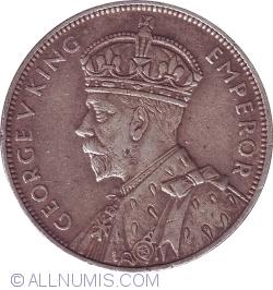 Image #2 of 1 Rupee 1934