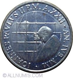 Image #2 of 100 Lire 2000 (XXII)