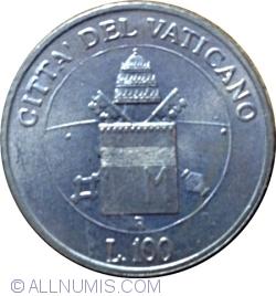 Image #1 of 100 Lire 2000 (XXII)