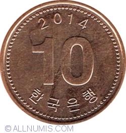10 Won 2014