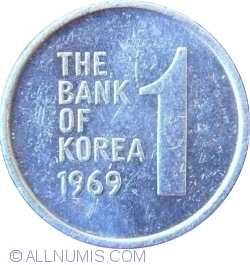 Image #1 of 1 Won 1969