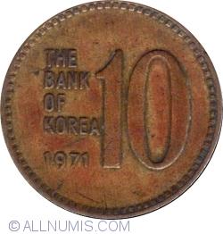 Image #1 of 10 Won 1971