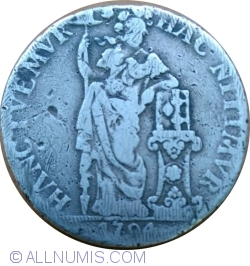 Image #2 of 3 Gulden 1794
