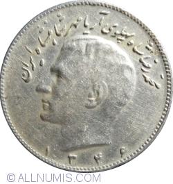 Imaginea #2 a 10 Rials 1967 (SH1346)