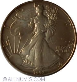 Image #1 of Silver Eagle 1992