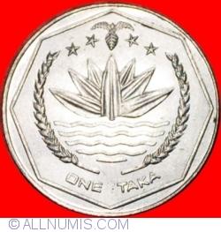 Image #1 of 1 Taka 2002 (২০০২) (FAO)