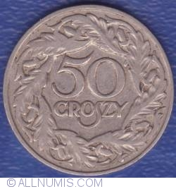 Image #1 of 50 Groszy 1923