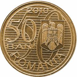 50 Bani 2010 - Aurel Vlaicu