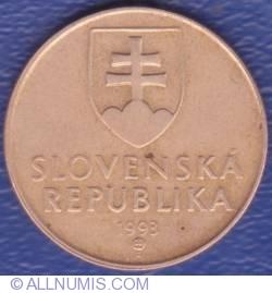 Imaginea #2 a 1 Coroana 1993