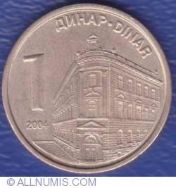 Imaginea #1 a 1 Dinar 2004