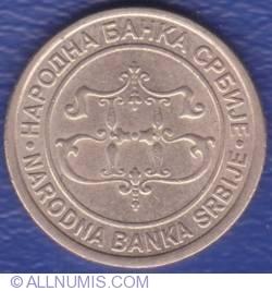 Imaginea #2 a 1 Dinar 2004