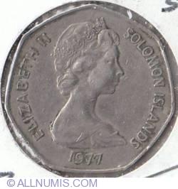 Image #1 of 1 Dollar  1977