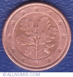 Image #2 of 1 Euro Cent 2002 J
