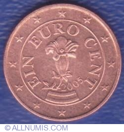Image #2 of 1 Euro Cent 2005
