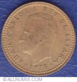 Image #2 of 1 Peseta 1975 (77)